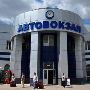 Автовокзалы Глазова