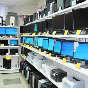 Компьютерные магазины Глазова