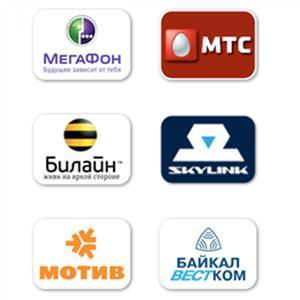 Операторы сотовой связи Глазова