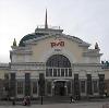 Железнодорожные вокзалы в Глазове